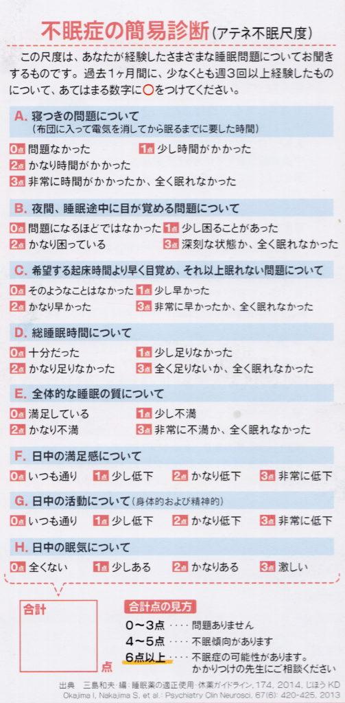 ガイドライン 不眠 症 認知症疾患診療ガイドライン2017|ガイドライン|日本神経学会